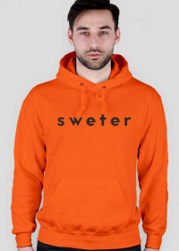 sweter original for men #2 orange/white sweter original for men #2 orange/black