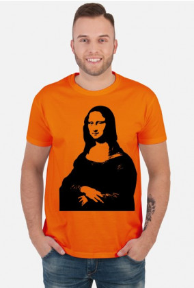 Mona Lisa czarna
