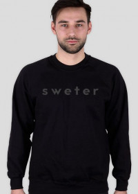 sweter original for men #1 black/gray