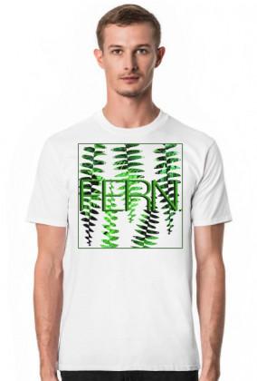 Koszulka męska fern.