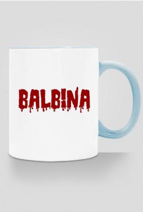 Kubek Balbina z imieniem
