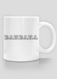 Kubek Barbara - Kubki imienne
