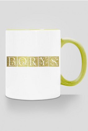 Kubek Borys