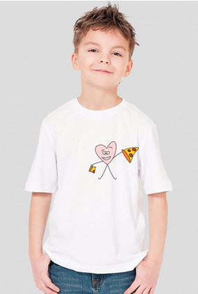 serduszko i pizza