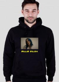 BILLIE EILISH BLACK HOODIE