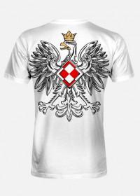 AeroStyle - dwustronna patriotyczna koszulka lotnicza