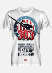 AeroStyle - dwustronna koszulka Dywizjon 303
