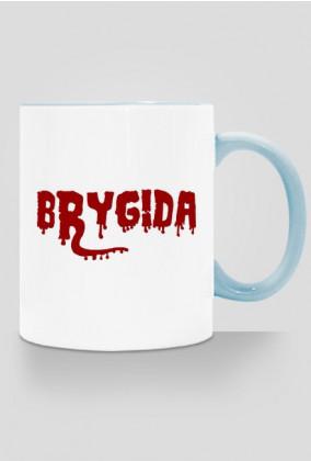 Kubek Brygida z imieniem