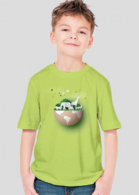 koszulka dziecięca dzień ziemi