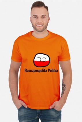 Rzeczpospolita Polska Countryball Koszulka
