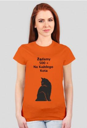Koszulka  Kot  II
