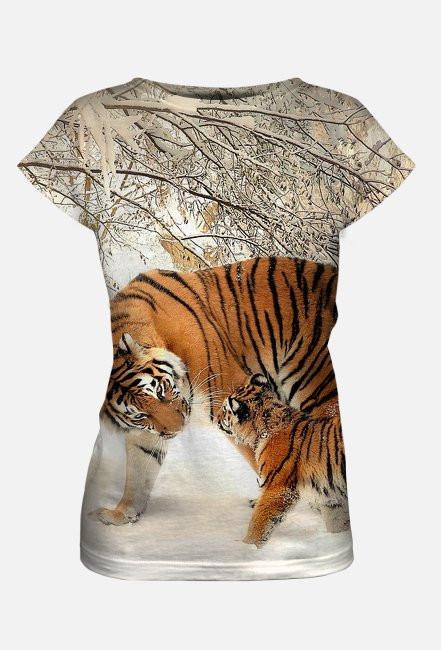 Bluzka damska Tygrys 3