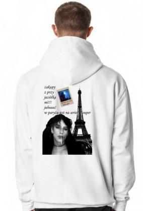 hoodie paryż