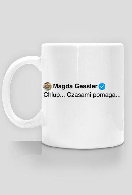 Chlup... / Magda Gessler / kubek