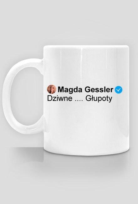 Dziwne... Głupoty... / Magda Gessler / kubek