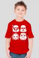 Gwiezdne wojny koszulka dziecieca