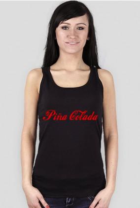 Pina Colada koszulka na ramiaczkach