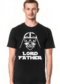 Koszulka Lord Father prezent dla taty