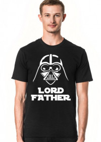 Lord Father koszulka prezent dla taty