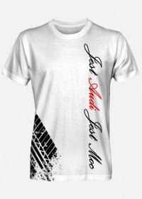 Koszulka męska fullprint 'Jest Audi Jest Moc'