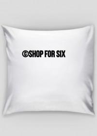Poduszka SHOP For six