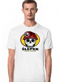 Byle na 6 - koszulka dla karlusa z serii Śleper.