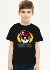 Byle na 6 - koszulka dla chłopczyka z serii Śleper..