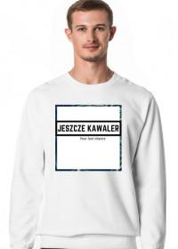 Bluza Jeszcze Kawaler biała, kawalerski
