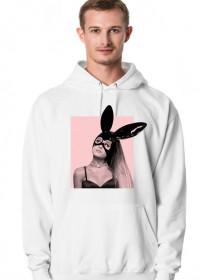 Ariana Grande bluza z kapturem męska