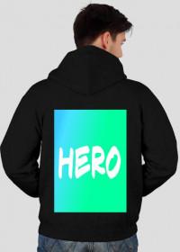 Bluza z kapturem HERO