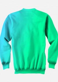 Bluza gradientowana