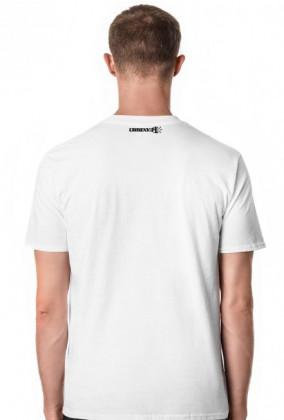 koszulka Eksplorator Urbex white