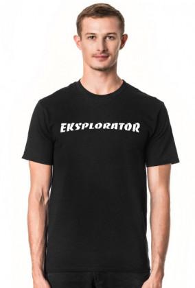koszulka Eksplorator Urbex black
