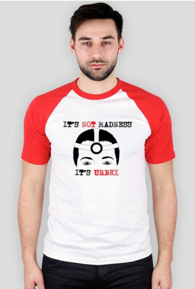 koszulka Urbex Madness sleeves