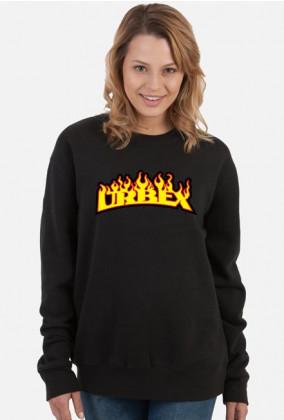 bluza Urbex Thrasher damska