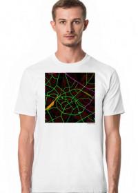 Koszulka z mapą Białegostoku.
