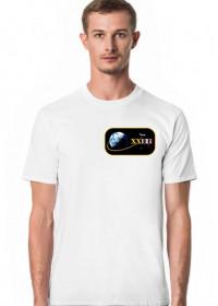 Koszulka z logo misji kosmicznej