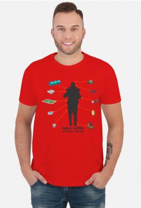Mała Fatra 2019 ekwipunek inna koszulka