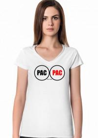 PAC PAC - koszulka damska 2 TJM