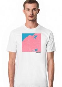Koszulka z mapą Hawany.