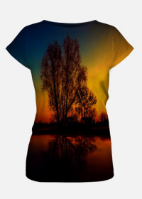 Kolory zachodzącego słońca - Damska