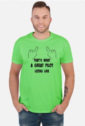 Koszulka męska, That's what, rączki