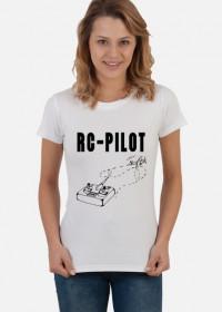 Koszulka damska, RC Pilot