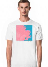 Koszulka z mapą Rio De Janeiro.