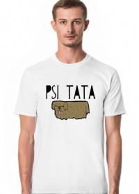 Koszulka na Dzień Taty - biała