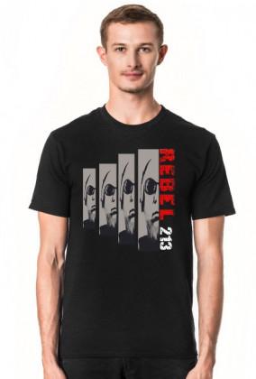 T-Shirt Rebel 213 Faces