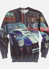 AC Shelby Cobra Roadster (sweatshirt fullprint)