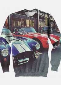 AC Shelby Cobra Roadster V2 (sweatshirt fullprint)