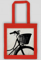 Eko torba rower - Vintage, retro
