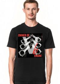 Owner of V6 Engine
